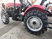 东方红604拖拉机