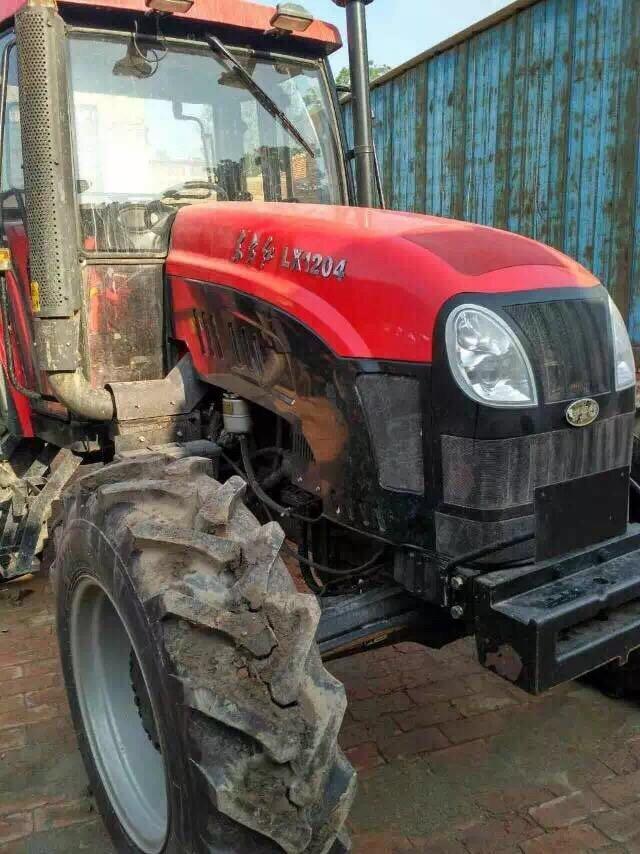 出售2014年东方红1204拖拉机
