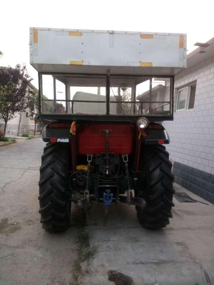 新乡180型拖拉机双离合片的安装图解