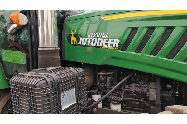 迪尔津拖JT2104A拖拉机