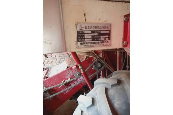 春雨4LZ-3收割机