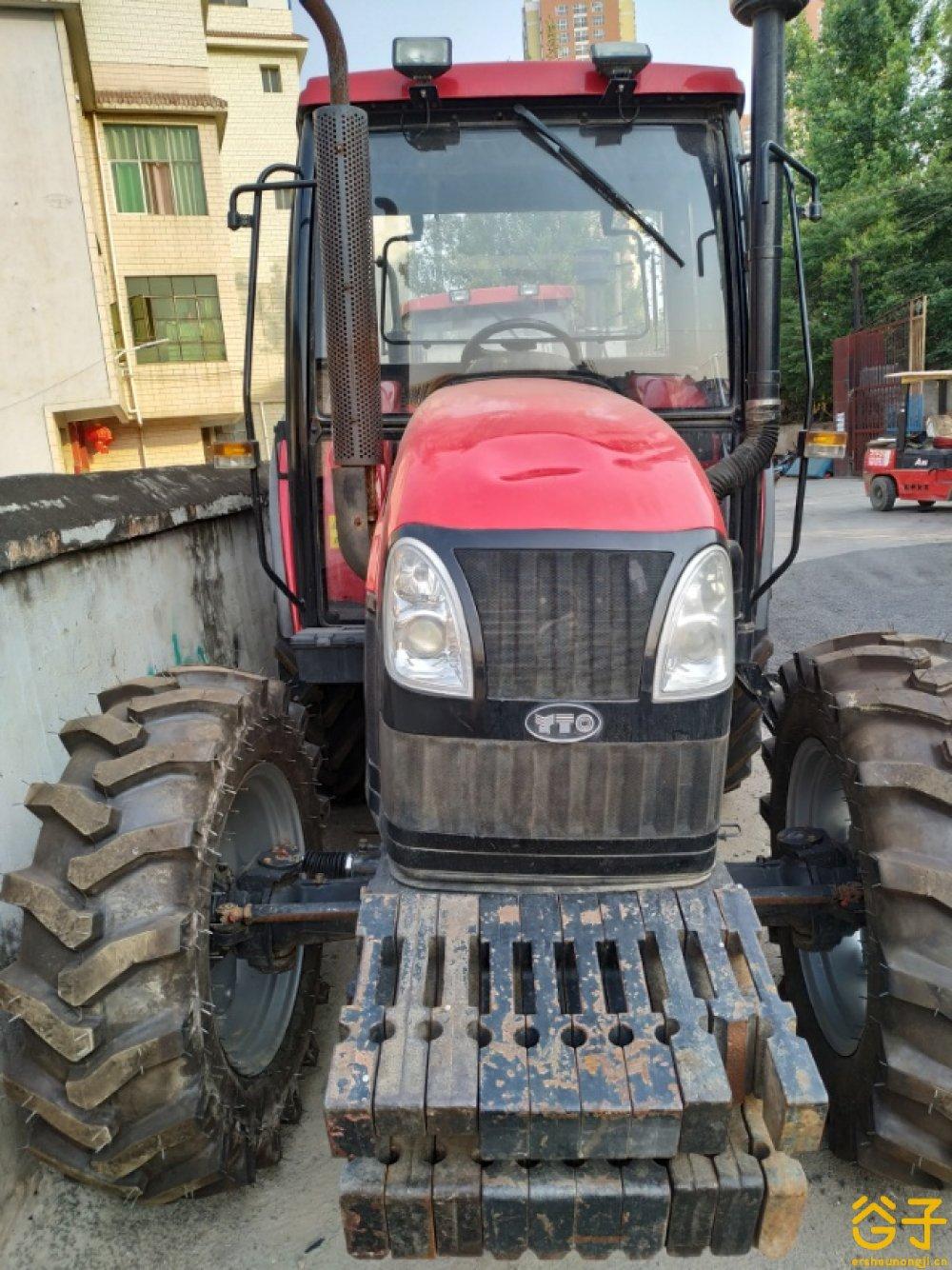 东方红904拖拉机
