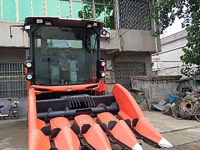 久保田1408Y4玉米收割机