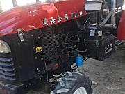黄海金马604D拖拉机