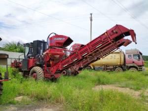 凯斯A4000甘蔗收割机