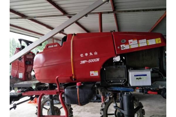 亿丰丸山3WP-500CN喷杆喷雾机