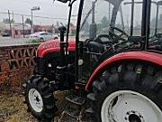 东方红504拖拉机