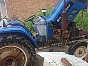 雷沃500拖拉机