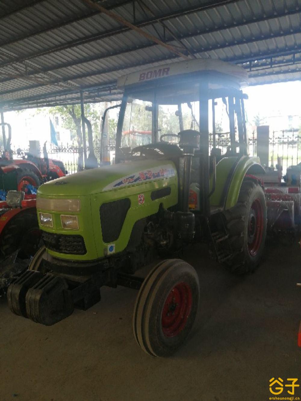博马600轮式拖拉机