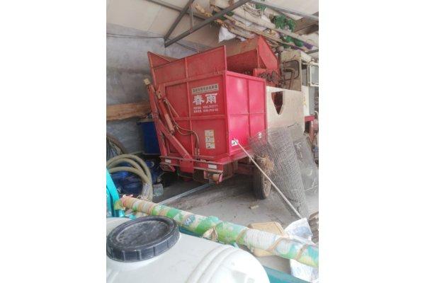 金亿春雨4YZP-2玉米收割机