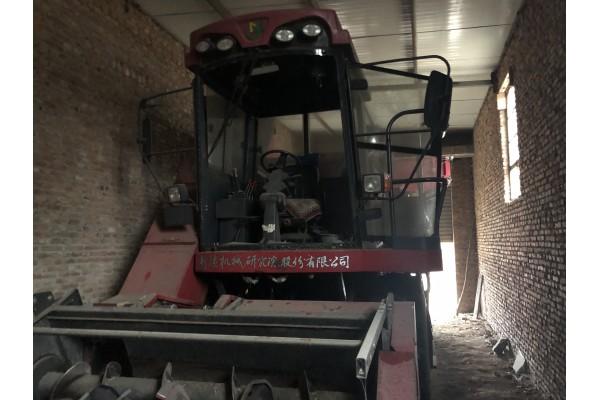 牧神4YZT-7型玉米收割机