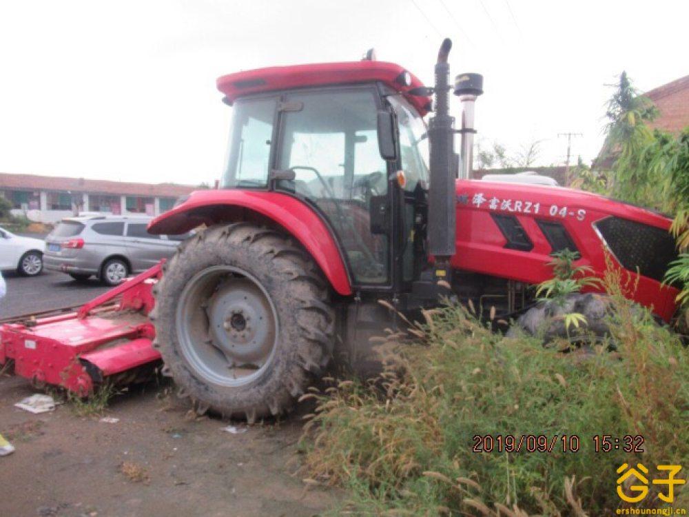 瑞泽RZ1604拖拉机