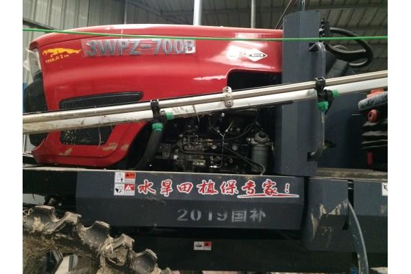 炜锋3WPZ-700B喷雾机