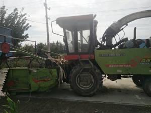 鑫茂9QZ自走式青储机