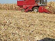 勇猛4YZ-5玉米收割机