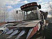 勇猛4650四行玉米收割机