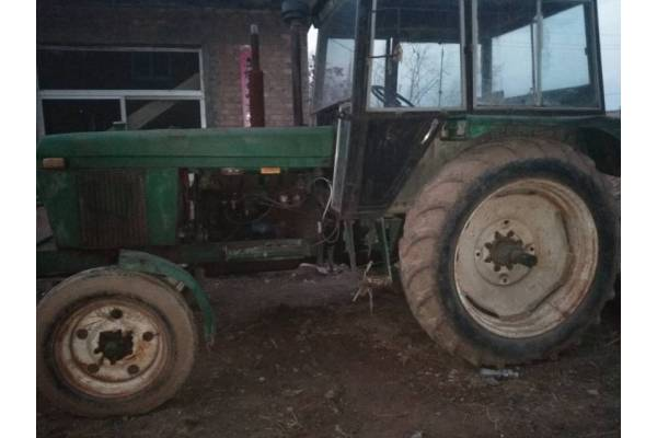 天拖铁牛600拖拉机