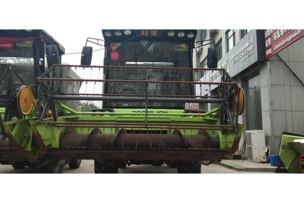 谷王4LZ-8B收割机