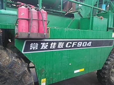 常发<em>佳联</em>cf-904玉米籽粒收获机