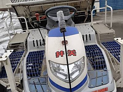 井关Pz60插秧机