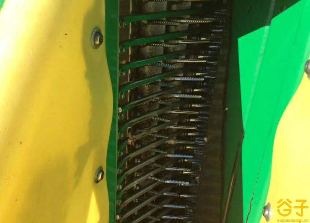 约翰迪尔采棉机CP690摘棉机