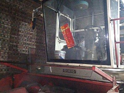 <em>巨明</em>452玉米收割机