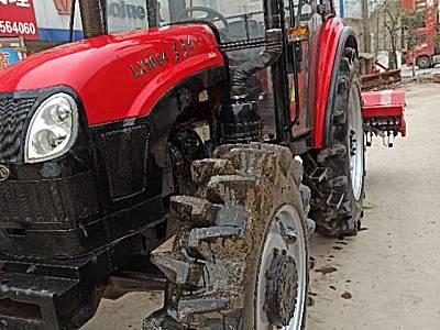 东方红1004拖拉机
