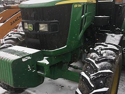 约翰迪尔1354拖拉机
