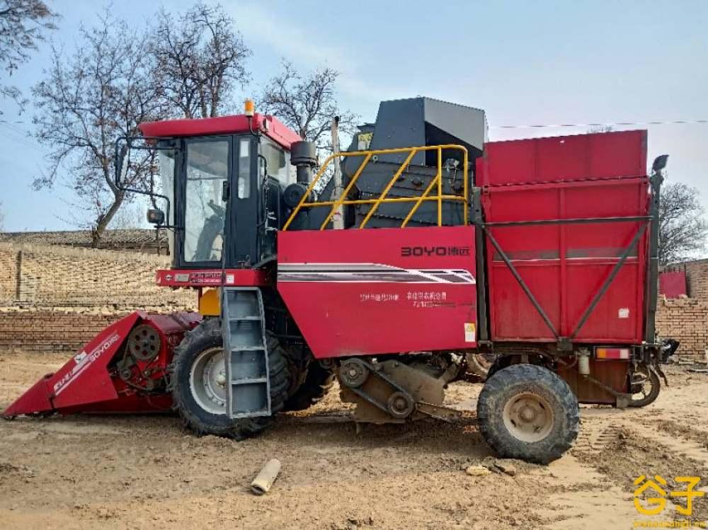 博远30Y0玉米收割机