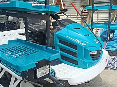 久保田SPV-6插秧机
