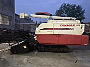 洋馬82收割機