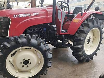 沃得554拖拉机