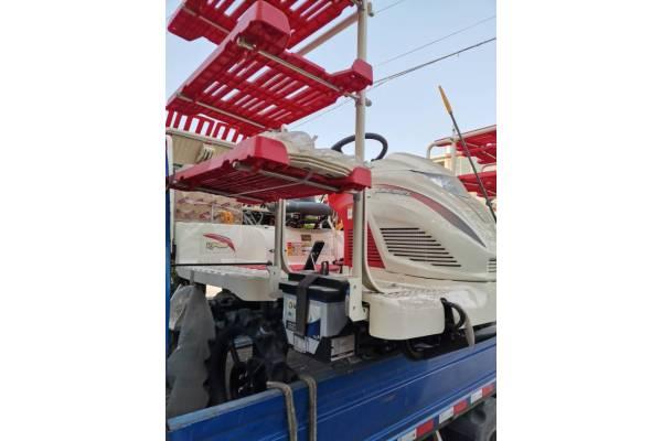洋马vp6乘坐式插秧机