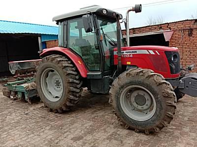 爱科1204拖拉机