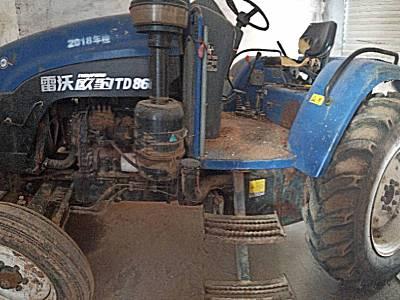 雷沃欧豹860轮式拖拉机