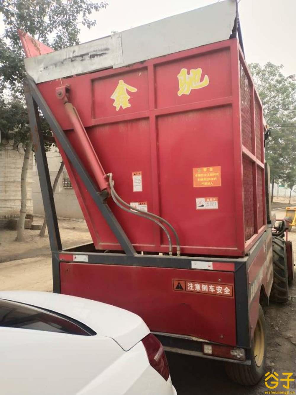 鑫驰4QZ青贮机
