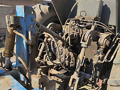 泰科1454拖拉机