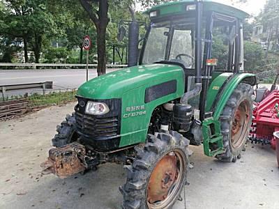 常发704拖拉机