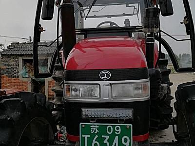 江苏204A轮式拖拉机