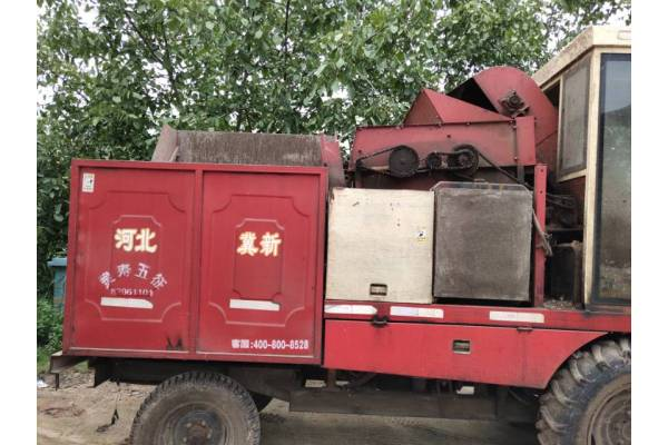 冀新4YZ-3收割机