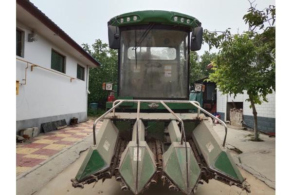 五征4YZP-3X玉米收割机
