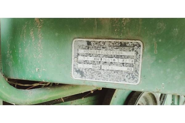 约翰迪尔1048联合收割机
