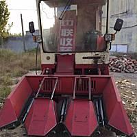 中聯4YZ-3X玉米收割機