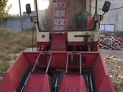 中联4YZ-3X玉米收割机