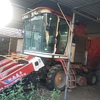 豪豐3行玉米收割機