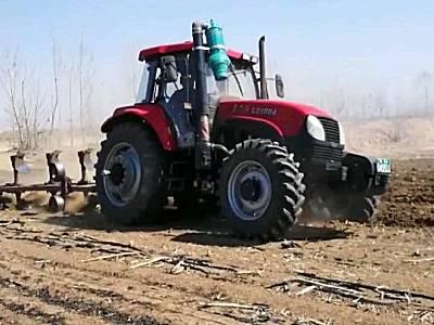 二手东方红1804拖拉机