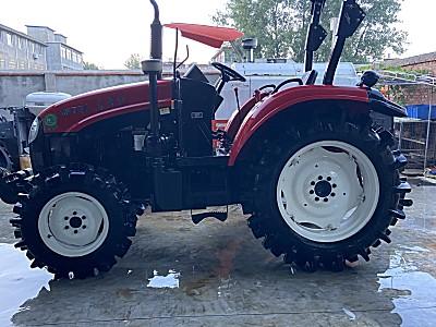 二手东方红704拖拉机