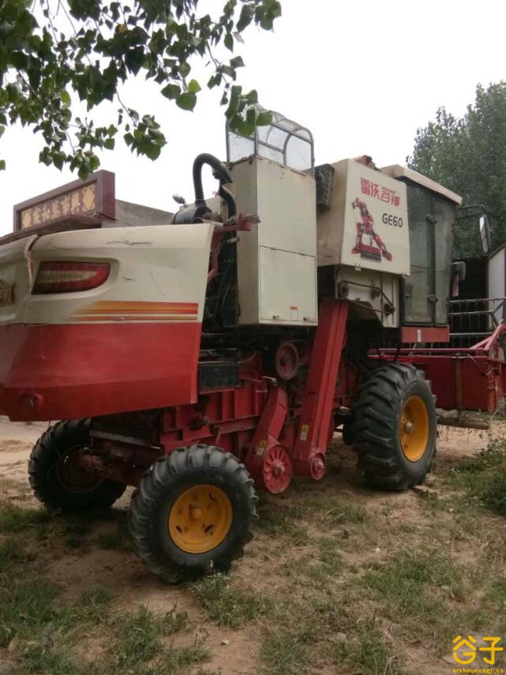 福田雷沃GE60小麦收割机