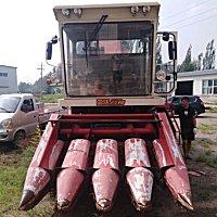 福田雷沃4YZ-4B玉米收割机