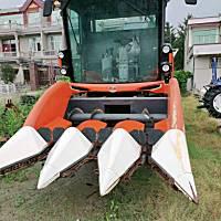 久保田106Y玉米收割機